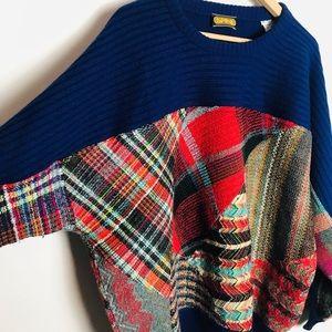 SPINI Coogi Style Vintage Sweater
